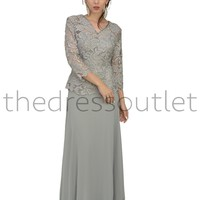 Long Mother of the Bride Dress Sale