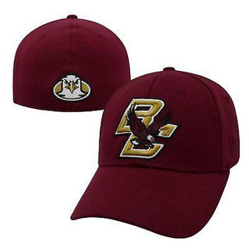 Licensed Boston College Eagles NCAA One Fit Premium Cuff Hat Cap Top of the World KO_19_1