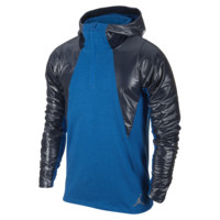 Air Jordan Stay Warm Fitted Shield Men's Hoodie, by Nike