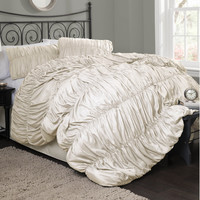 Lush Decor Darla 4 Piece Comforter Set