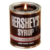 Mostly Memories Hershey's Pint Syrup Soy Candle
