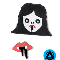 Vampyre Patch + Pin Pack (Limited Edition)