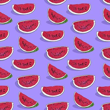 Watermelon Removable Wallpaper