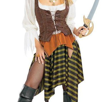 Pirate Wench Std Adult Costume