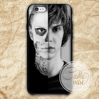 American Horror Story Tate iPhone 4/4S, 5/5S, 5C Series, Samsung Galaxy S3, Samsung Galaxy S4, Samsung Galaxy S5 - Hard Plastic, Rubber Case