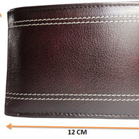 Rasso Natural Dry Milled Wallet Brown - Price in India | Flipkart.com