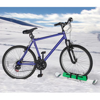 The Bike Snowboard