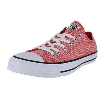 Converse Women's Chuck Taylor All Star Ox Shoes - Ultra Red/Black/White