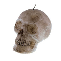 Icon Brand Voodoo Skull Candle Bone One Size For Men 23605442601