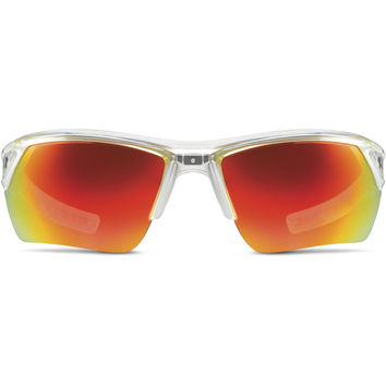Under Armour Igniter2.0  Sunglass Shiny Crystal Clear/Orange