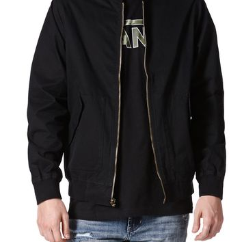 Vans Valker Jacket - Mens Jacket - Black