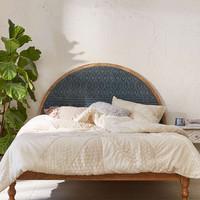 Arc Upholstered Headboard - Urban Outfitters