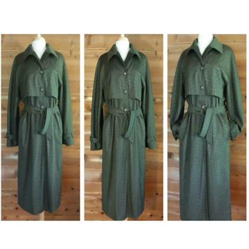 Women's Coat, trench coat, raincoat, long coat, winter coat, outdoor, overcoat, ladies coat