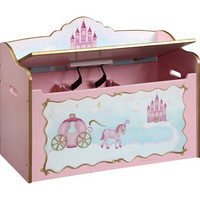Guidecraft Princess Toybox - G86304