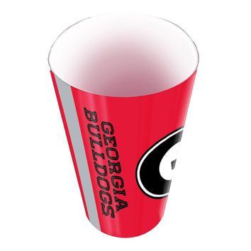 Georgia Bulldogs NCAA Polymer Bathroom Tumbler