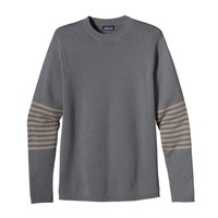 Patagonia Men's Lambswool Crewneck Sweater