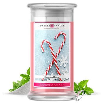 Peppermint Sugar | Jewelry Candle®