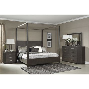 Chelsea Loft Canopy Bed