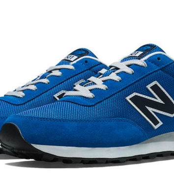 New Balance Women 501 Ballistic Blue w/ Navy