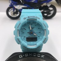 DCCK2 C007 Casio G-Shock GMA-S130 Protection Steptracker Watches Blue