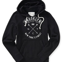 Aeropostale  Brooklyn Crown Pullover Hoodie