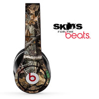Traditional Camo Skin for the Beats by Dre Studio, Solo, MIXR, Pro or Wireless Version Headphones