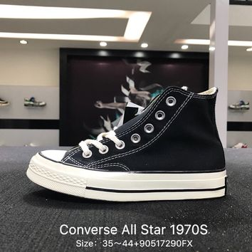 Converse Chuck Taylor All Star 1970s Black White  Canvas Shoes