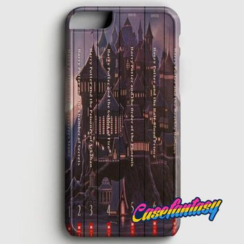 Harry Potter Book Collection iPhone 8 Plus Case | casefantasy