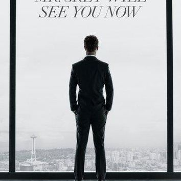 "Fifty Shades Of Grey poster 16""x24"" Poster 16inx24in"