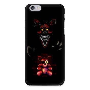 Five Nights At Freddy Fnaf 4 Nightmare Foxy iPhone 6/6s Case