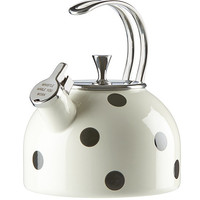 kate spade new york All in Good Taste Deco Dot Tea Kettle | Dillards
