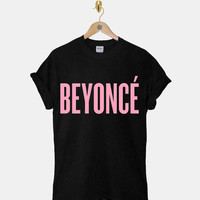 Beyonce DTG ScreenPrint 100% pre-shrunk cotton for t shirt mens and t shirt woman at kahitna