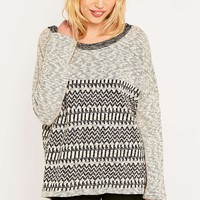 Staring at Stars Lili Pullover Jumper - Urban Outfitters
