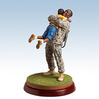 Thomas Blackshear's Coming Home Figurine by Lenox from Lenox