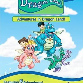 Closeoutservices - Dragon Tales - Adventures in Dragon Land!