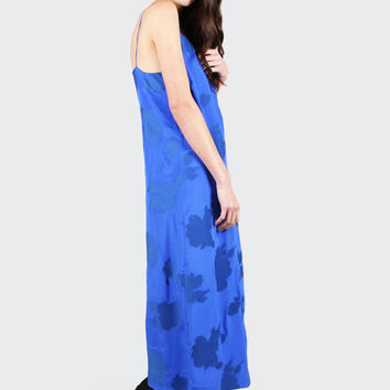 Jette Dress - bright blue