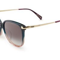 TOMS Navy Pink Fade Sunglasses No color specified OS