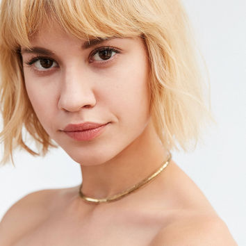Milla Short Chain Necklace | Urban Outfitters