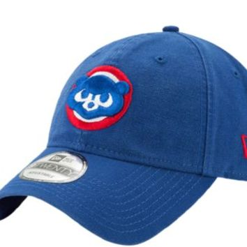 Chicago Cubs 1984 Logo Junior Core Classic Adjustable Hat By New Era