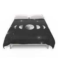 Society6 Stars And Moons Duvet Covers