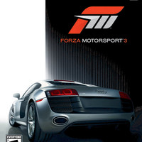 Forza Motorsport 3 - Xbox 360 (Very Good)