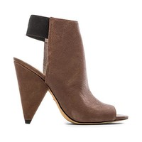 Vince Camuto Cam Heel in Taupe