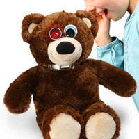 Tell Me Your Secrets Bear | ThinkGeek