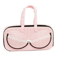 Braza Bra Travel Bag (8080) S/Pink Dot
