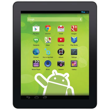 "ZEKI 8"" Android 4.3 Quad-Core Google Tablet"