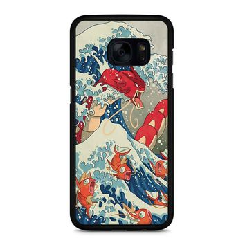 The Great Wave Off Kanto 2 Samsung Galaxy S7 Edge Case