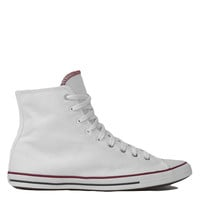 Converse Chuck Taylor All Star Fancy Hi Top Sneakers in White