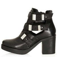 AUBREY2 Cut Out Boots - New In This Week  - New In