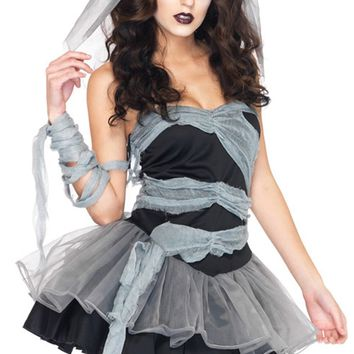 Atomic Dead and Buried Bride Costume