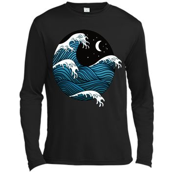 Becoming Wave In Circle Tattoo 2017 T Shirt